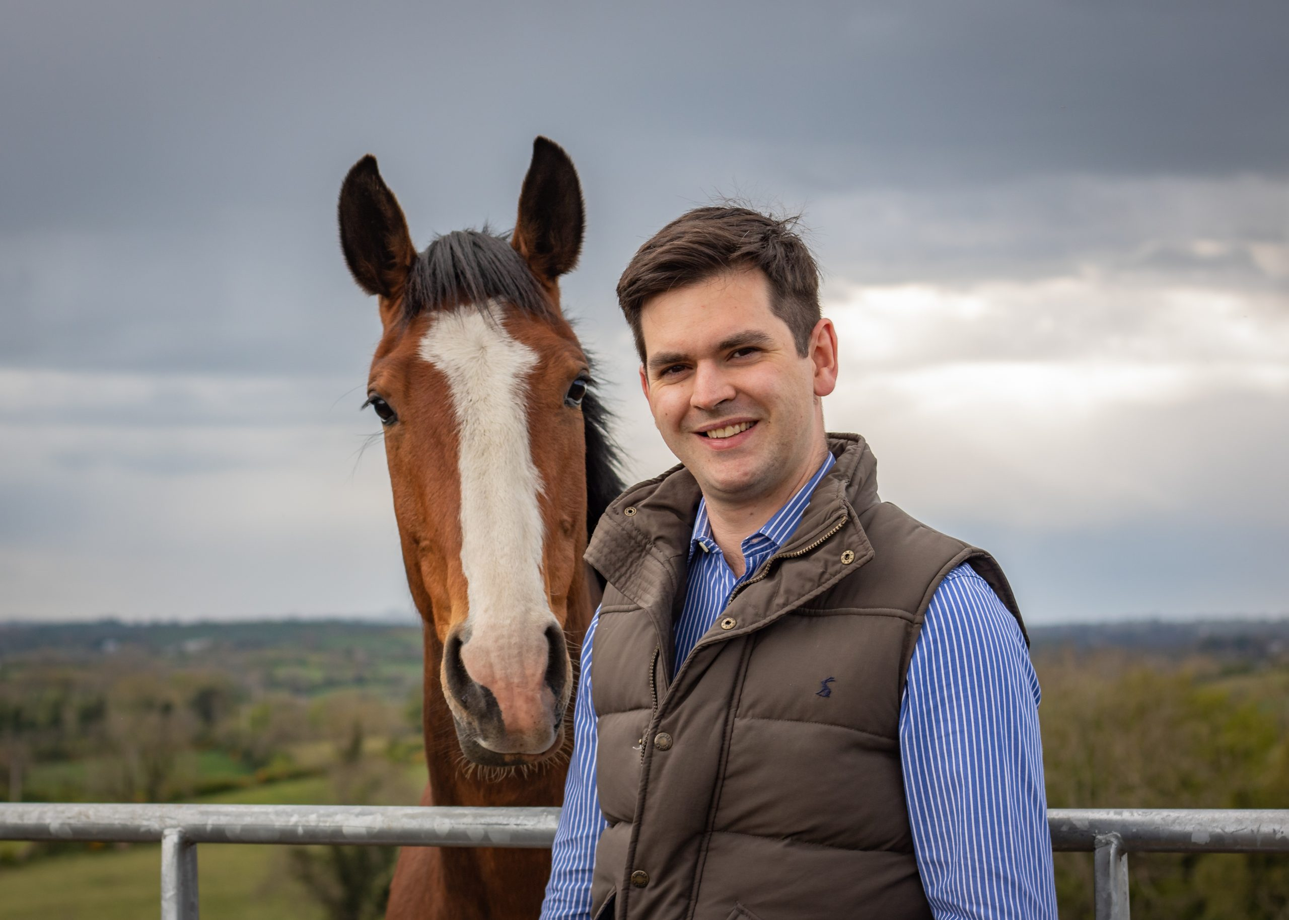 SVS Equine Owner Tim
